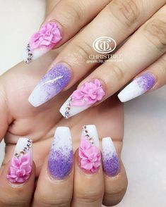 See this Instagram photo by @nails_by_verovargas • 233 likes