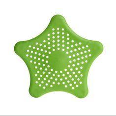 Indo Dealz Toilet Hair Filter Sink Bath Shower Green Saringan Lubang Air Wastafel