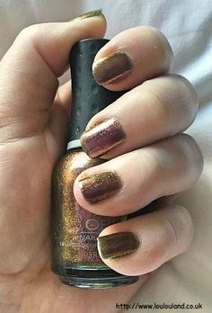 LouLouLand: Nails Of The Day - Orly - Space Cadet - Reshot And Redone