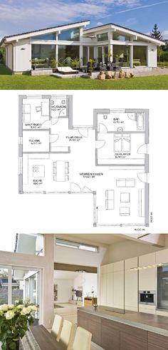 Die 98 Besten Bilder Von Bungalow Pultdach Home Plans House Floor