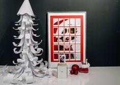 Verschenke eine instax Collage zu Weihnachten!