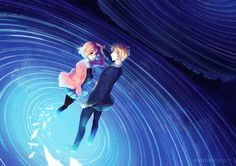 Ripple and Trails by rosuuri.deviantart.com on @deviantART       Beyond the Boundary!!!!