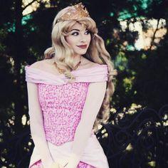Aurora! My favorite princess!
