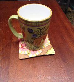 Spice Mug Mat