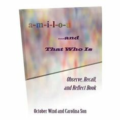 #Book Review of #AMILOUandThatWhoIs from #ReadersFavorite - https://readersfavorite.com/book-review/31936  Reviewed by Mamta Madhavan for Readers' Favorite  A-M-I-L-O-U ... and That Who Is: Observe, Recall, and Reflect Book by October Wind and Carolina Son is an inspirational story that speaks about self discovery and capturing the spirit of our inner self. Amilou is an intuitive girl who can see the aura around her classmates' heads. The story addresses bullying and will take readers on a…