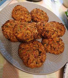 Μπιφτέκια λαχανικών στο φούρνο Ethnic Recipes, Food, Essen, Meals, Yemek, Eten
