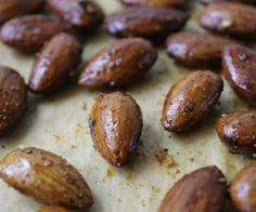 Crunch game day snacks—a spicy way to enjoy your almonds!