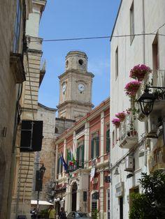 Monopoli Puglia Italia (Luglio)