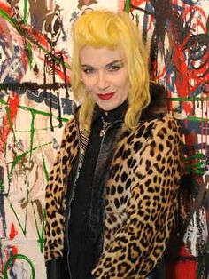 Designer Pam Hogg | Celebrity Hair | Now Magazine | Beauty | Fashion | Pictures | Celebrity gossip | Photos