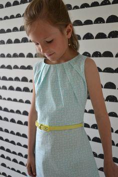 Plooien Summer Dresses, Om, Prints, Detail, Girls, Fashion, Carnival, Toddler Girls, Moda
