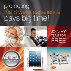 Are you #Thriving? I am, and I LOVE it!! Join me, and start your path to a happier, healthier you!! www.ShannaConnolly.Le-Vel.com