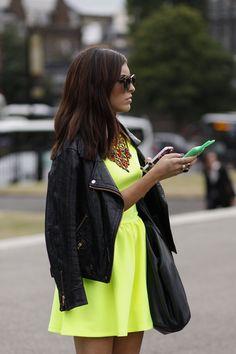 Street Style London Fashion Week 2013