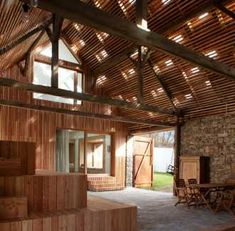 Rekonštrukcia vidieckej chalupy pre viaceré generácie   Realizácie   Architektúra   www.asb.sk