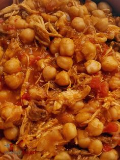 Canarian old clothes - Homemade recipe - Ropa vieja receta - Recetas Batch Cooking, Easy Cooking, Slovak Recipes, Food Crafts, Chana Masala, Food Inspiration, Food Photography, Food And Drink, Healthy Recipes