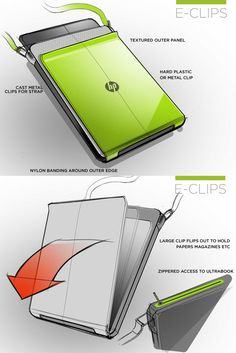 Sketch-A-Day: Daily Sketches from Industrial Designer, Spencer Nugent - Page 6