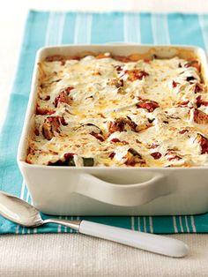 QUICK & EASY Ravioli Lasagna