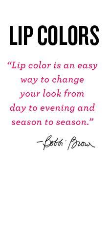 Lipstick | Bobbibrown.com