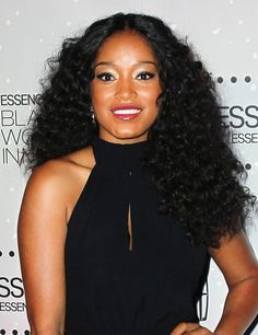 Image result for keke palmer curly hair