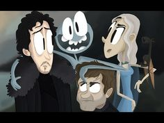 "Who's This: A Game of Thrones Parody of ""What's This"" from The Nightmare Before Christmas"