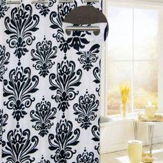 JYSK CAPRI Shower Curtain - Green | For the Apartment | Pinterest