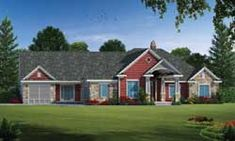 House Plans & Designs   Monster House Plans Ranch Style Floor Plans, Craftsman Style House Plans, Ranch House Plans, House Floor Plans, 6 Bedroom House, Monster House Plans, Ranch Style Homes, Modern Farmhouse Style, Home Design Plans