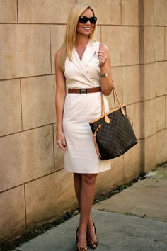20 Ways To Update Your Workwear For Spring — Corporate Fashionista Business Fashion, Business Outfits, Office Outfits, Office Wardrobe, Business Attire, Work Outfits, Capsule Wardrobe, Style Work, My Style