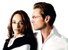 Innovation, Rimless Glasses, Eyewear, Stainless Steel, Branding