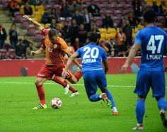 Lukas Podolski #Poldi #AHA #Aslan #Galatasaray #hattrick Lukas Podolski