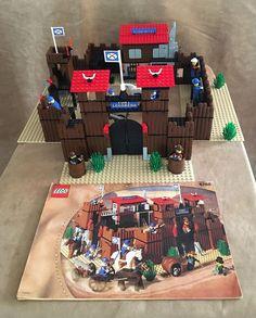 6024 Lego Complete Castle Dark Forest Bandit Ambush