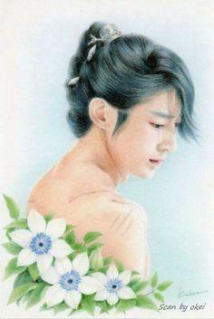 Moon Lovers : Scarlet Heart Ryeo (3-DVD Version, Korean Drama w. English Sub) at Amazon. http://amzn.to/2lWQNc2