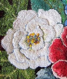 Cheryl Bollenbach -Beautiful way to accent petals.