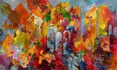 Catawiki online auction house: Krzysztof Lozowski - Spotty Bird