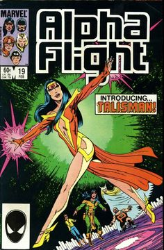 "Alpha Flight Vol (published by Marvel Comics) left Back to title selection : Comics A : Alpha Flight Vol 1 Contents[show] No."" (August, Alpha Flight ""Shadows of the Past"" (September, Alpha Flight ""Yesterday Man. Marvel Comics, Marvel Comic Books, Marvel Characters, Marvel Heroes, Comic Books Art, Comic Art, Marvel Women, Marvel Dc, Comic Book Pages"