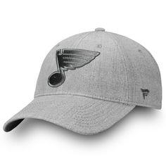 867886b2f Men's St. Louis Blues Fanatics Branded Gray Team Haze Adjustable Snapback  Hat, Sale: $16.49 - You Save: $5.50