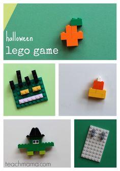 halloween lego game: