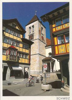 in Appenzell CH