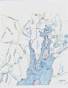 Quabbin Map