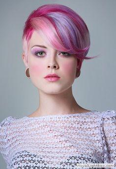 Hairstyles by Maria Bikas Salon, London, Ontario's newest full service salon.