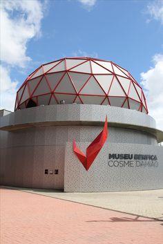 Museu Benfica - Cosme Damião - SL Benfica, Lisboa, abr 2016