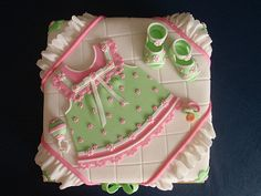 Baby Shower Cake | Flickr - Photo Sharing!
