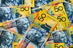 Australian Dollar  FUN FACT: Australia was the first country in the world to have a complete set of banknotes made from plastic, which helps protect from counterfeiting and general wear.