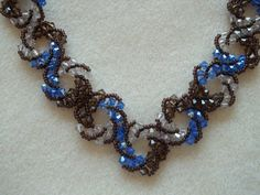 youtube beaded necklaces patterns | Posted by Kelly Dale on Tuesday, March 20, 2012