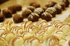 Cake ball truffles