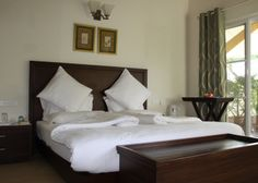 BedRooms in Hotel in Palampur