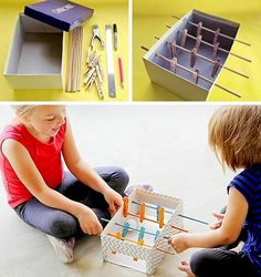12 Trik Bikin Mainan untuk Anak-anak Ini Brilian Banget