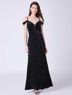 ce5f1f60d582 Shimmery Off Shoulder Velvet Party Dress