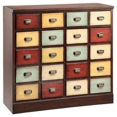 Found it at Wayfair - Rooker Storage Cabinet in Brown