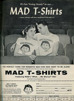 Mad T-Shirts