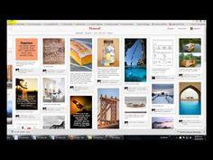 Pinterest - Como hacer un Pin con Pinterest - YouTube