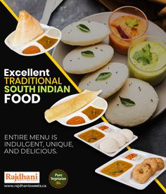 Entire menu is indulgent, unique and delicious south Indian food. Our aim to provide best service to our customers ensuring that our sweets and Indian food catering are always server fresh. Indian Food Recipes, Vegetarian Recipes, Ethnic Recipes, Indian Food Catering, South Indian Food, Menu, Sweets, Restaurant, Pure Products